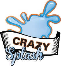 Crazy Splash logo